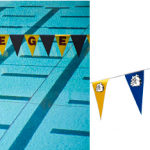 Pennants for sporting events