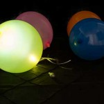 LED Lights for Latex Balloons